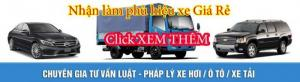 Làm phù hiệu, lắp định vị xe tải - xe hợp đồng