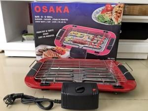 Với thiết kế đẹp mắt chiếc vỉ nướng không khói OSAKA DH-033 Công Nghê Nhật Bản  sẽ giúp bạn nướng đồ ăn ngon hơn và dễ dàng hơn.