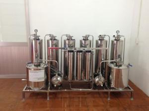 Máy lọc độc tố methanol