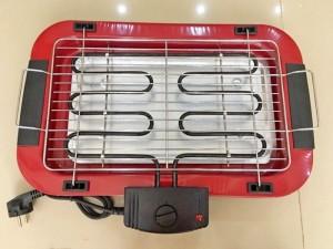 Mặt Vỉ nướng điện OSAKA DH-033 Công Nghê Nhật Bản được phủ lớp chống dính đã được kiểm định an toàn với sức khỏe người sử dụng, thức ăn sẽ được nướng một cách đẹp mắt.