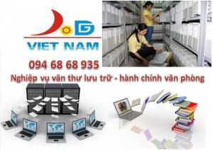 Đào tạo chứng chỉ văn thư lưu trữ cấp tốc tại Nha trang