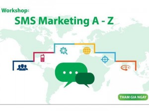SMS Marketing từ A đến Z