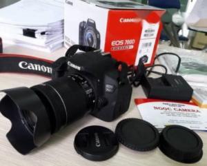 Canon 700d mới 99% BH hết 04-2019