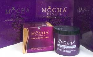 Kem ủ tóc Bơ Đào Đặc MOCHA - Công thức hồi sinh tóc 100% thiên nhiên