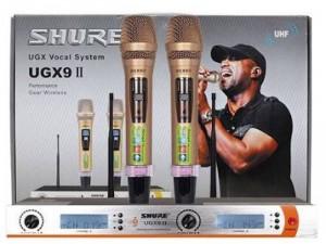 Mic Shure UGX9 II