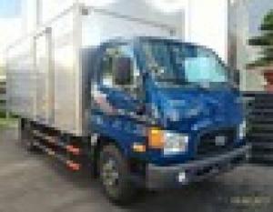 HD650 6.5 tấn thùng kín