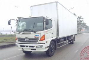 Bán xe tải Hino FC 6,4 tấn FG 8 tấn 9 tấn
