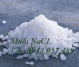 Muối công nghiệp NaCL