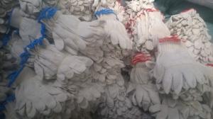 Găng tay len bảo hộ lao động