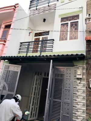 Nhà đường 16 B quận Bình Tân