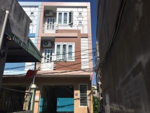 Bán nhà 3 tầng xây mới số 6/91/24 Đông Trung Hành ,Hải An, Hải Phòng