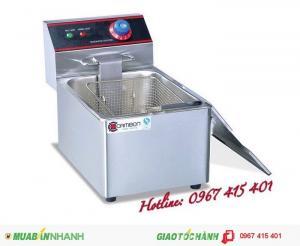 Bếp chiên nhúng điện đơn zh-6l