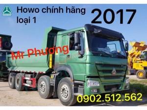 Xe ben Howo, ShacMan 2017 chi nhánh Rita Võ Đà Nẵng