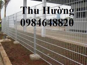 Lưới thép hàng rào , lưới thép hàn mạ kẽm