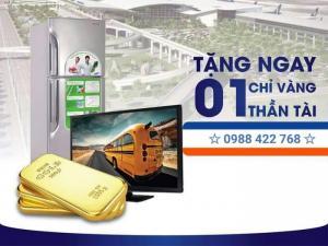 Đất nền giá Hấp dẫn, KDC Thạnh Phú, tặng vàng trong tuần lễ đầu tiên