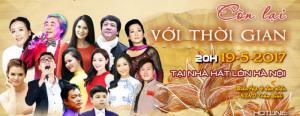 Những ca khúc trữ tình lại vang lên qua tiếng hát của NSND Thu Hiền, NSND Quang Thọ, NSƯT Mai Hoa khiến người nghe thổn thức trong đêm nhạc Còn lại với thời gian