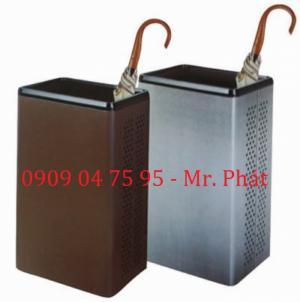 Thùng dù sắt sơn, thùng dù inox mạ, thùng dù có khóa chống trộm.