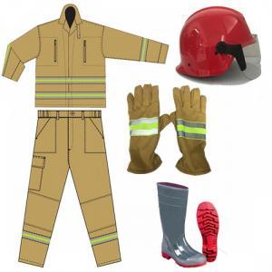 Bộ quần áo chữa cháy cơ sở theo TT48