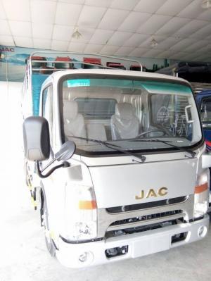 Xe tải jac 3.45 tấn thùng dài 4m2