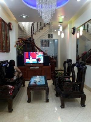 Bán nhà 4 tầng Vũ Xuân Thiều – Sài Đồng DT 35,5 MT 3,4 Giá 2,3tỷ