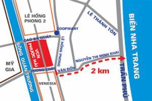 Bán 2 lô đất VCN Phước Hải đường 13m