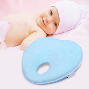 Gối chống bẹp đầu, chống méo đầu cho trẻ sơ sinh