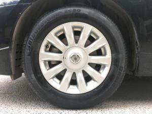 Cần bán Nissan Teana 2.0AT đời 2010, màu đen, xe nhập 555 triệu