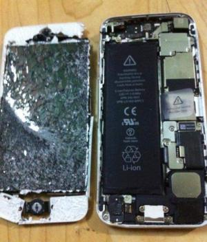Thu mua xác iphone hư hỏng