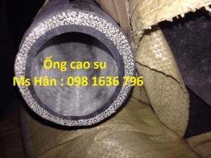 Ống chuyên dẫn nước dẫn xăng dầu ống cao su bố vải giá tốt nhất