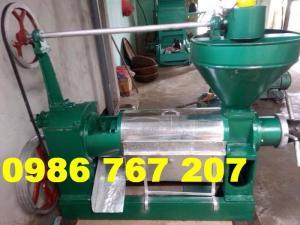 Máy ép dầu 6YL-120, máy ép dầu công nghiệp công suất lớn giá tốt nhất