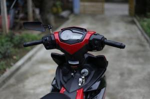 Bán xe Exciter 150 màu đỏ đen 2015 Chính chủ