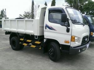 Xe tải hyundai (ben) 5tan hổ trợ trả góp 80%