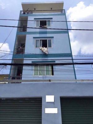 Bán nhà trọ MT Lê Lăng - 6.5x23 - 25 phòng, 40tr/tháng - 8 tỷ