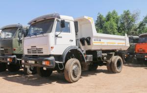 Bán Kamaz Ben tải 7 tấn (5.6 Khối),2 cầu thực,2 dò,260 mã lực,nhập khẩu