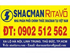 Hầu hết xe trộn bê tông howo và shacman ở long an là của nhà phân phối rita võ
