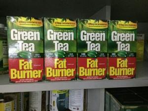 Viên uống giảm cân từ trà xanh Green Tea