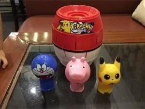 Đâm hải tặc Pikachu