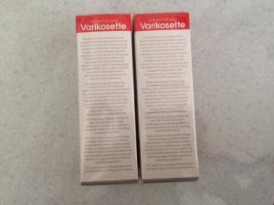 Cần thanh lý lại 2 Tuýt Varikosette (Nga)