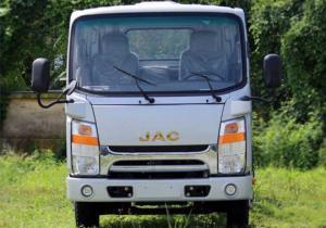 Lộc vàng lên đến cả TẤN DẦU khi mua xe JAC...