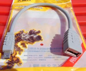 Cáp mini USB to USB âm