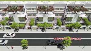Dự án 65 căn nhà 2 lầu view sông Sài Gòn giá 3,8tỷ/căn/100m2