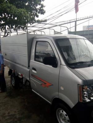 Xe tải nhỏ 753kg Dongben, thùng 2m45