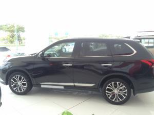 [TP.Hồ Chí Minh] Mitsubishi Outlander 2.4 CVT 2017, giá tốt, hỗ trợ cho vay 80% xe