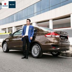 Suzuki Ciaz mới. hỗ trợ trả góp lãi suất thấp. có xe giao ngay