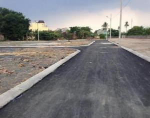 Bán đất ngay cụm khu công nghiệp Nhơn Trạch 1-2-3 mặt tiền đường 25B