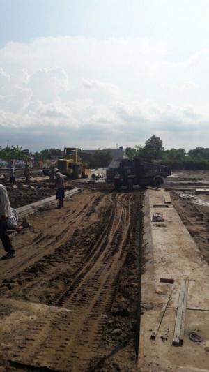 Đất bán gần chợ bình chánh đất thổ cư giá chỉ 3.5tr/m2 shr