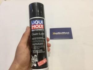 Chai xịt bảo dưỡng tăng tuổi thọ sên Liqui Moly Chain-Lube 1508 250ml - MSN388136