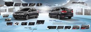 Honda City CVT 1.5L