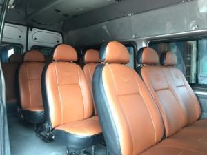 Bán xe Ford Transit 16 chỗ đăng ký lần đầu 2007 xe cực chất, thương lượng nhiệt tình