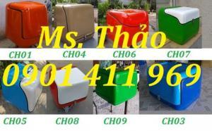 Tìm nhà phân phối thùng giao hàng, thùng rác tại các tỉnh miền trung